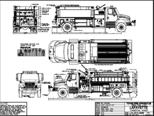 Pierce Fire Truck Schematic Wiring Diagram Manual - Wiring Diagram