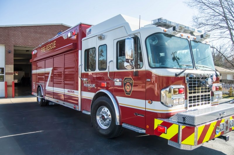 LTFPD Takes Delivery Of New Apparatus