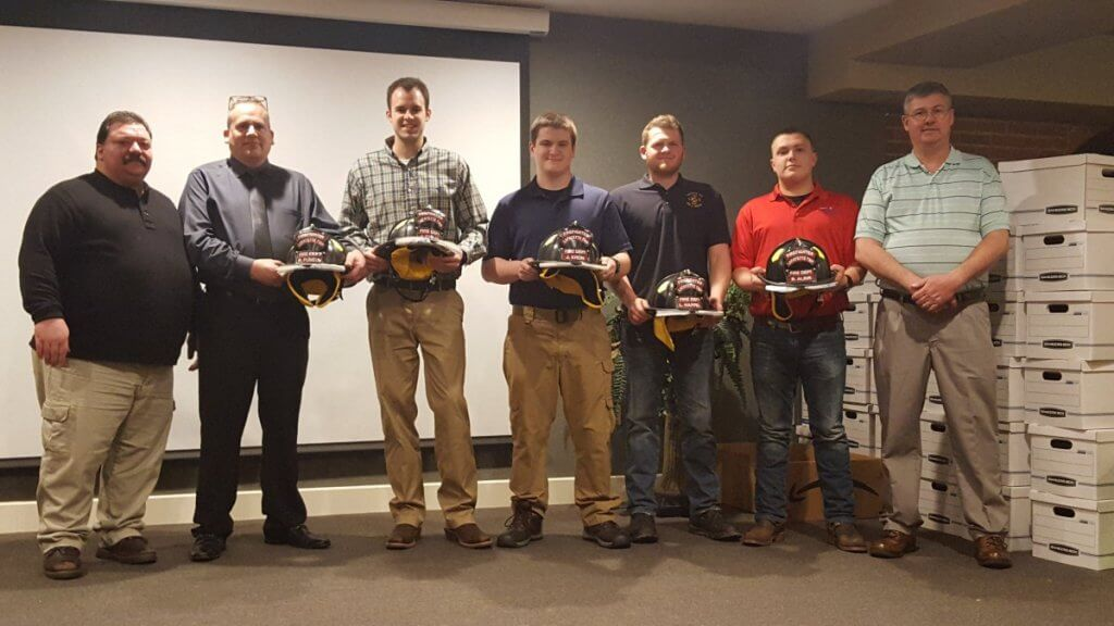 Probationary Firefighters Earn Full Member Status