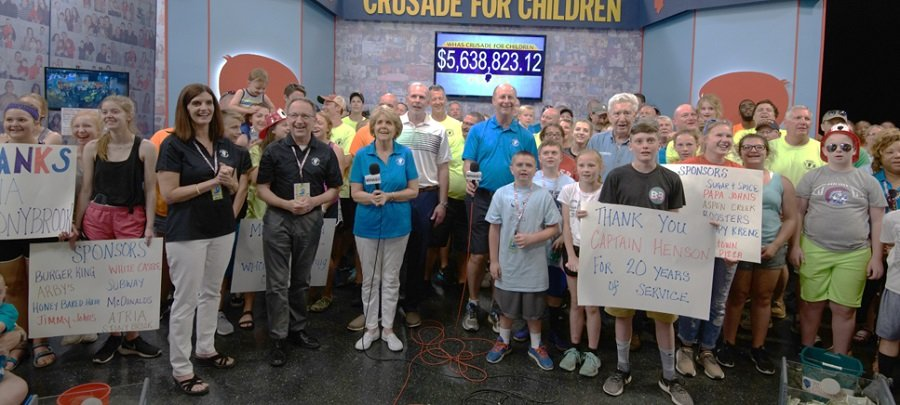 New records by organizations contribute to another successful Crusade