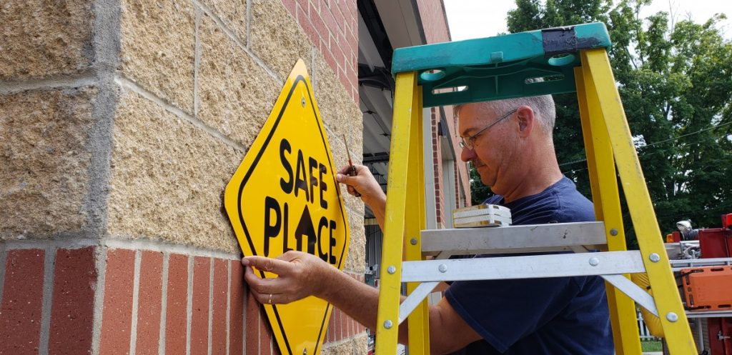 Lafayette Township Fire Protection District Is Now A Certified Safe Place.